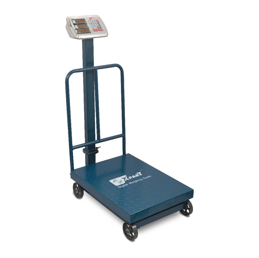 WEIGHING SCALE 200KG-XPART (MS Folding with Wheel)